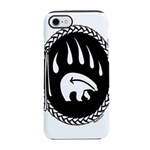 Tribal Bear Claw iPhone 8/7 Tough Case