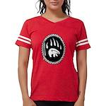 Tribal Bear Claw Womens Football Shirt