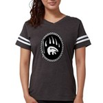 Tribal Bear Claw Womens Football Shirt