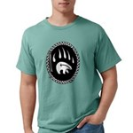 Tribal Bear Claw Mens Comfort Colors® Shirt