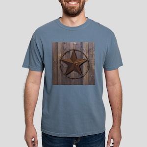 western barnwood texas star T-Shirt