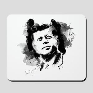 JFK Mousepad