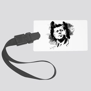 JFK Large Luggage Tag