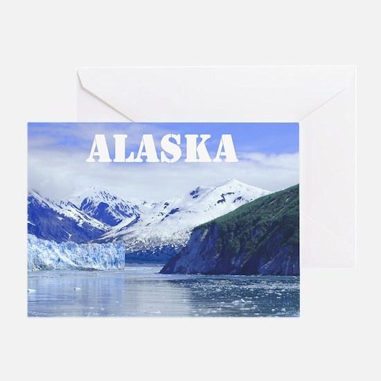 Beautiful Scenic Alaska Greeting Card