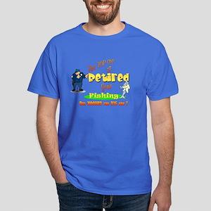 Top Cop's Big Catch. Dark T-Shirt