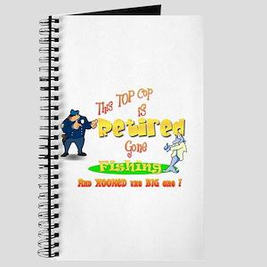 Top Cop's Big Catch. Journal