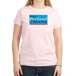 Women's Classic Keep Portland Creative T-Shirt