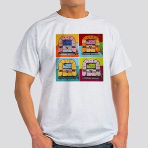 Airstream Pop Art painting T-Shirt