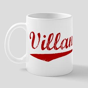 Villanueva (red vintage) Mug