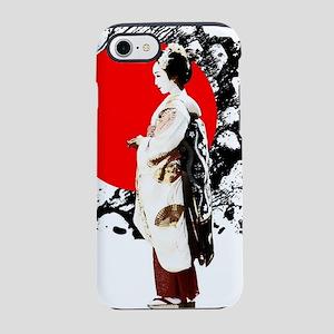 Japanese Girl iPhone 8/7 Tough Case