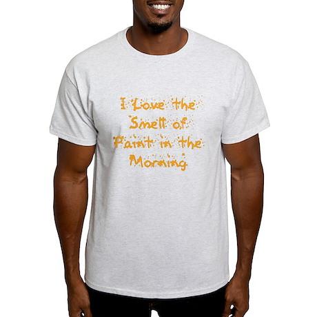Smell of Paint Light T-Shirt