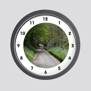 Spring Lane Wall Clock