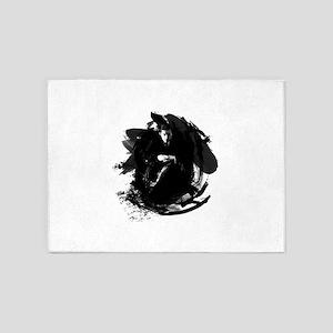 Glenn Gould 5'x7'Area Rug