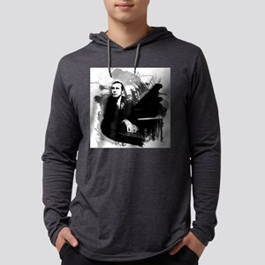 Glenn Gould Long Sleeve T-Shirt
