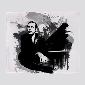 Glenn Gould Throw Blanket
