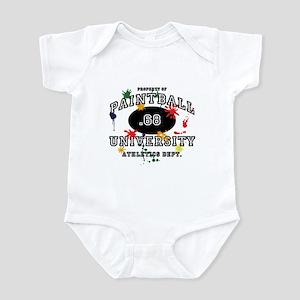 Paintball University Infant Bodysuit