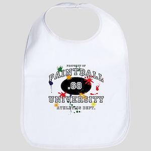 Paintball University Bib