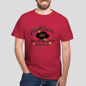 Paintball University Dark T-Shirt