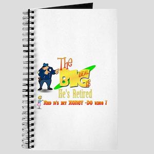 Top Cop Honey-Do list.' Journal