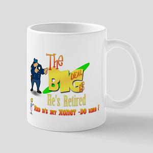 Top Cop Honey-Do list.' Mug