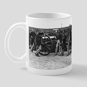3rd Mass Artillery 1862 Mug
