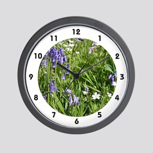 Spring Bank Wall Clock
