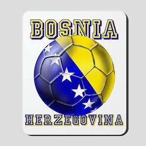 Bosnian Football Mousepad