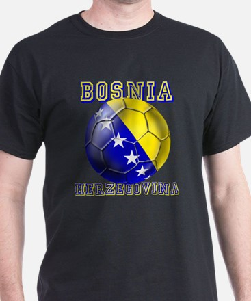 Bosnian Football T-Shirt