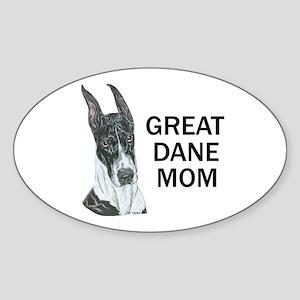 CMtl GDM Oval Sticker