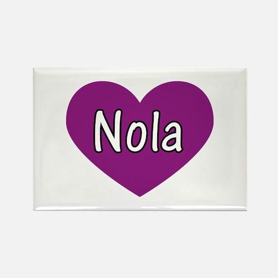 Nola Rectangle Magnet (100 pack)