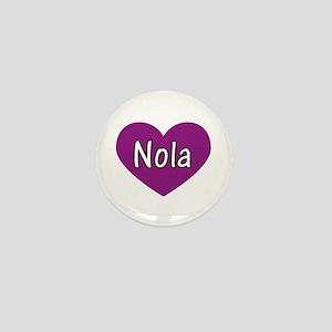 Nola Mini Button