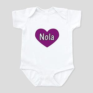 Nola Infant Bodysuit