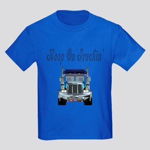 Trucker's Kids Dark T-Shirt