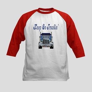 Trucker's Kids Baseball Jersey