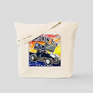 Smokin' Joe color splash Tote Bag