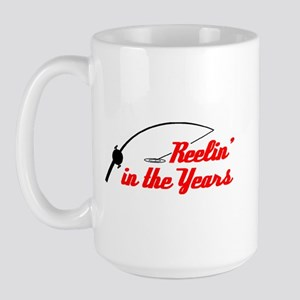 Reelin in the Years Large Mug