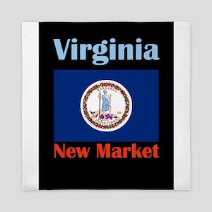 New Market Virginia Queen Duvet