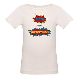 15e70ecb8 Super Heros Organic Baby T-Shirts - CafePress