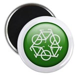 Medley Recycle Magnet