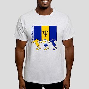 Barbados Soccer Light T-Shirt