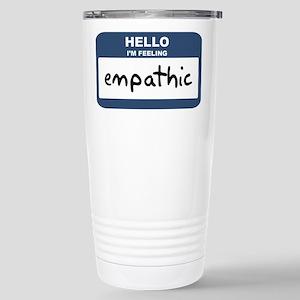 Feeling empathic Mugs