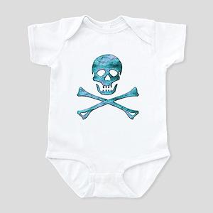 Jolly Roger 3 Infant Bodysuit