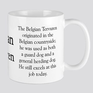 Terv Profile Mug