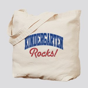 KINDERGARTEN ROCKS! Tote Bag