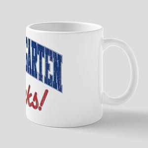 KINDERGARTEN ROCKS! Mug