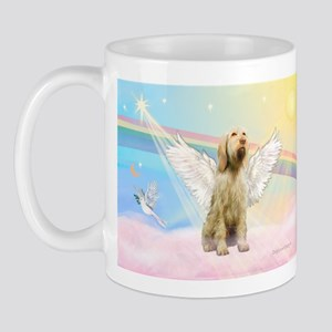Angel / Italian Spinone Mug