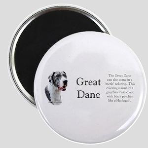 Dane Merle Profile Magnet