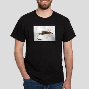 Fly Fishing Lure Dark T-Shirt