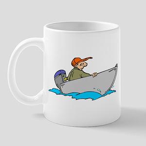 Strange Boat Captain Mug