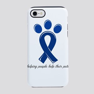 helping people help their pe iPhone 8/7 Tough Case